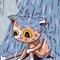 Wet Cat of Sadness