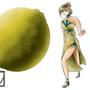 Lemon inspired by Xiolee