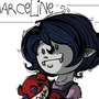 Young Marceline Fanart