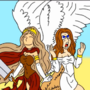 MTG - Angels by Wondermeow