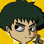 Spike Spiegel by Ryoma-Hechizen