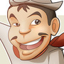 Cantinflas Cartoon by Trebuxet