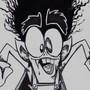 Kid Vampire by CourageousCosmic