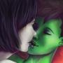 B.G. Ray Kiss by unttin7