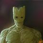 Groot Fan art by GGTFIM