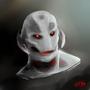 Ultron Fanart by GGTFIM