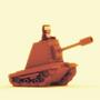 Tank Man by devilsgarage