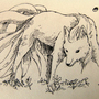 #038_Ninetales by Manguinha
