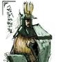 My samurai by rvhomweg