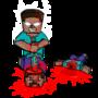 I love Minecraft by Djjaner