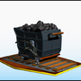 Coal Cart by PoeitWarrior