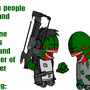 New character:Djzombie-REMAKE- by djzombie