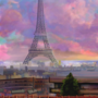 Eiffel by Mikei14975