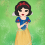 Snow White's Poison Apple by PencilxCase
