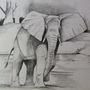 The Elephant by Isbosss