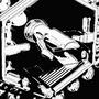 Railgun Platform by mematron