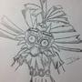 Skull Kid Majora's Mask by KHJ3E