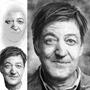 Stephen Fry Progress by MaxRH