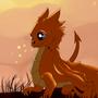 dragon baby by skizzwizz