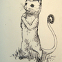 #052_Meowth by Manguinha