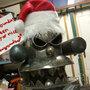 Robot Santa - pre paint by Silverbullit