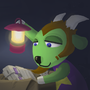 Gruff's Nostalgia by Buckycarbon
