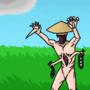 Asian Necromorph by HipnikDragomir