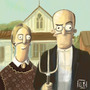 Derpy American Gothic by HugoVRB