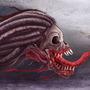 Skull monster by FASSLAYER