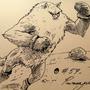 #057_Primeape by Manguinha