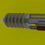 70's sci-fi rifle by Alan1149
