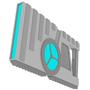 sci-fi pistol 2 by Alan1149
