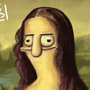Derpy Mona Lisa