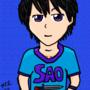Manga of Myself by melmaster3