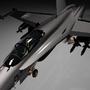 3D modelling: F18 by Batteredburrito