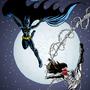 Asian Female Superheroes Color by eMokid64
