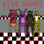 Five NIghts at Freddy's by Ultrabi