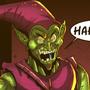 Green Goblin by geogant