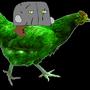 the chicken ride