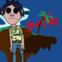 2D From Gorillaz by JustDumbGamer
