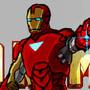 Iron Man- Fan Art by Leox0