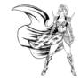 Rose Farrell Inked by eMokid64