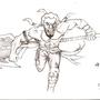Epic Warrior Ryuga by Calybar
