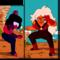 Garnet vs Jasper