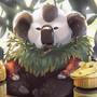 Koala Khan by mlillustration