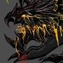 Brimstone Obsidian Beast by TomahawkTerror
