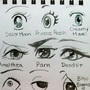 Random Eye Study by doublemaximus