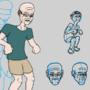 Character Sheet - The Mole Man