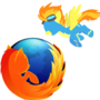 Firefox Pony Icon