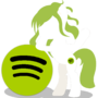 spotify Pony Icon